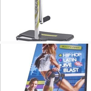 Other - PRO FORM BOOTY FIRM WORKOUT SYSTEM WITH DVD